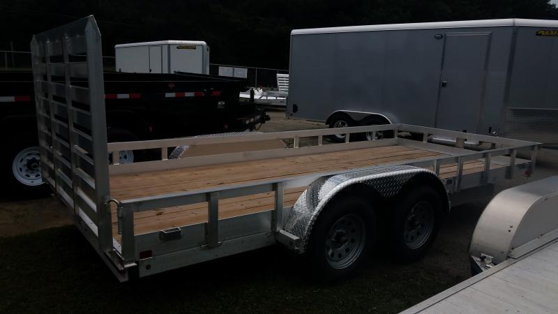 2021 Carry-On 6x16AGW7K Utility Trailer