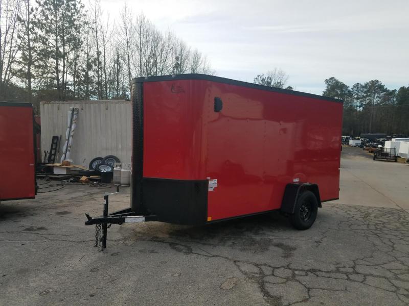 2021 Cargo Craft elite 6x12 Enclosed Cargo Trailer