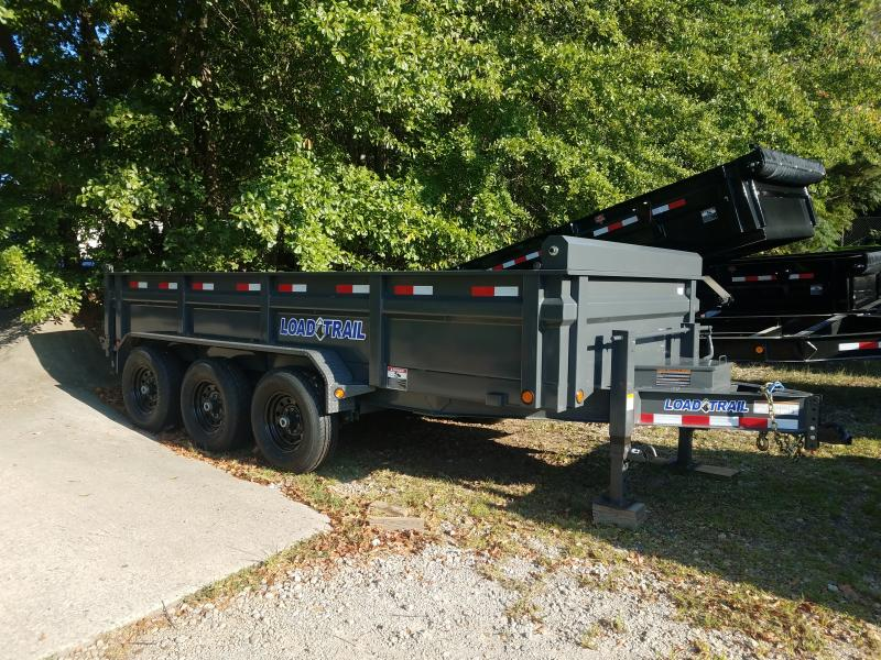 2021 Load Trail DH14 Dump Trailer