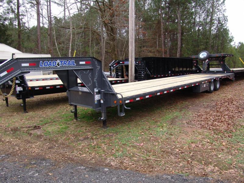 2020 Load Trail GP402 Flatbed Trailer