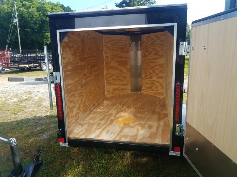 2021 Cargo Craft 4x6 ranger Cargo / Enclosed Trailer