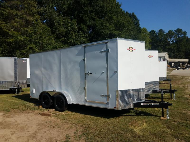2021 Carry-On 7x16 Cargo / Enclosed Trailer