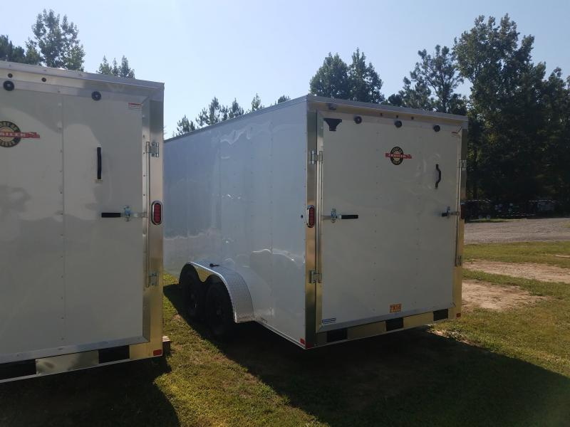2019 Carry-On 7x16 Cargo / Enclosed Trailer