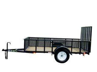 CARRY-ON 6X10 GWHS Utility Trailer