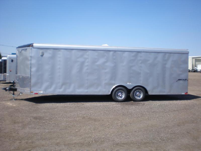2021 Homesteader 24' Enclosed Car Hauler/Cargo Trailer