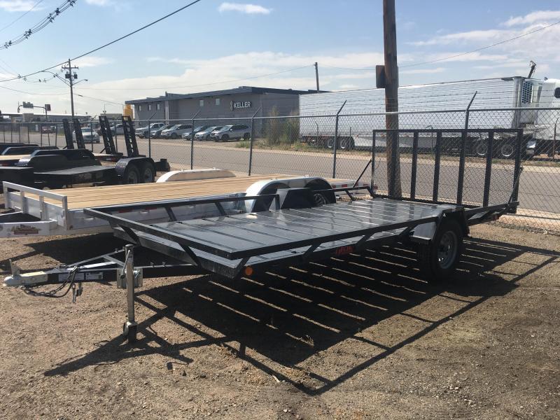 2020 Echo EE-14-14 ATV Trailer