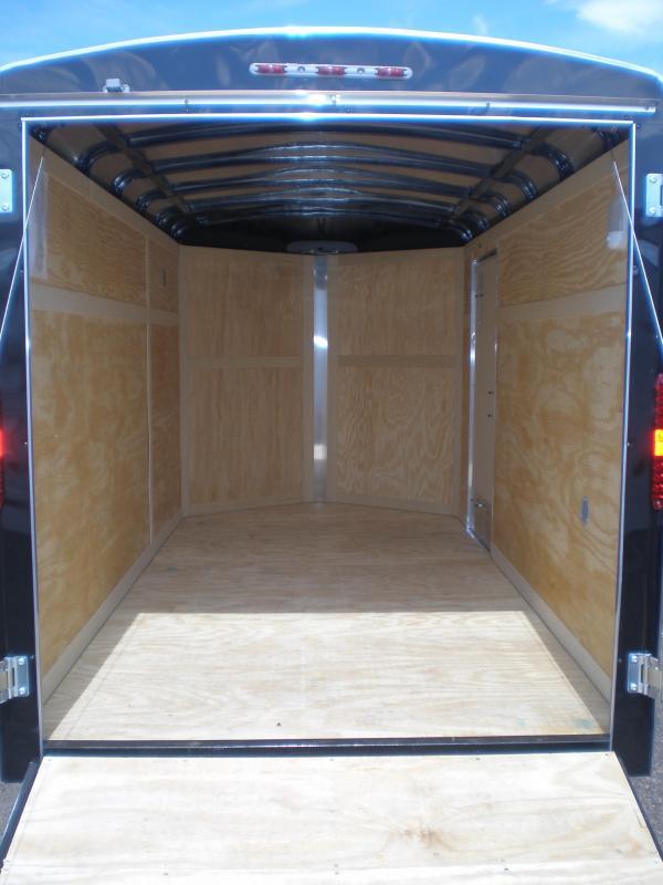 2021 Homesteader 6x12 Enclosed Cargo Trailer - V Nose