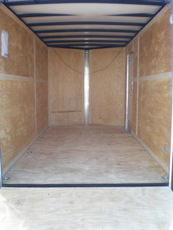 "2021 Homesteader 7x14 ""Intrepid OHV""Enclosed Cargo Trailer"