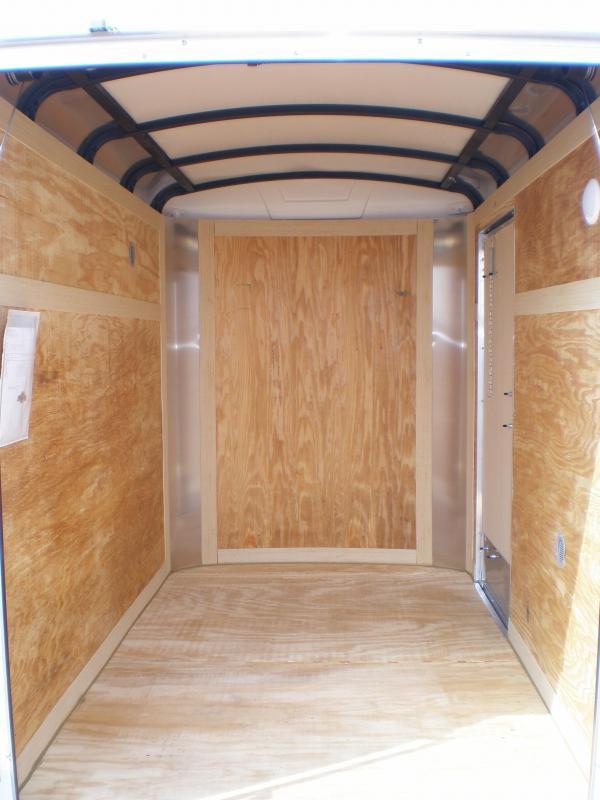 2021 Homesteader 5x8 Enclosed Cargo Trailer W/ Ramp Door