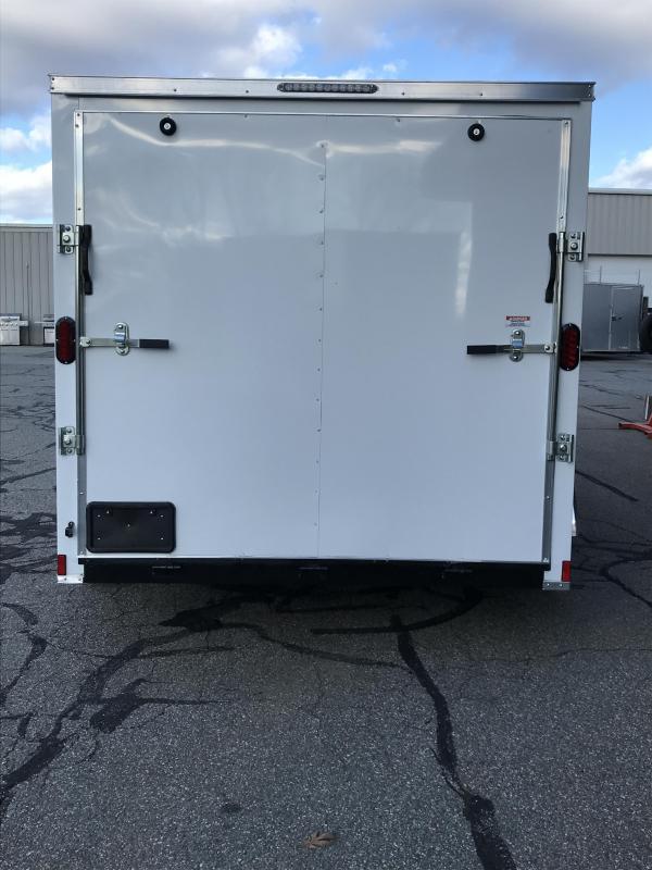 2022 Diamond Cargo 7X14 Tandem Axle Enclosed Trailer Enclosed Cargo Trailer