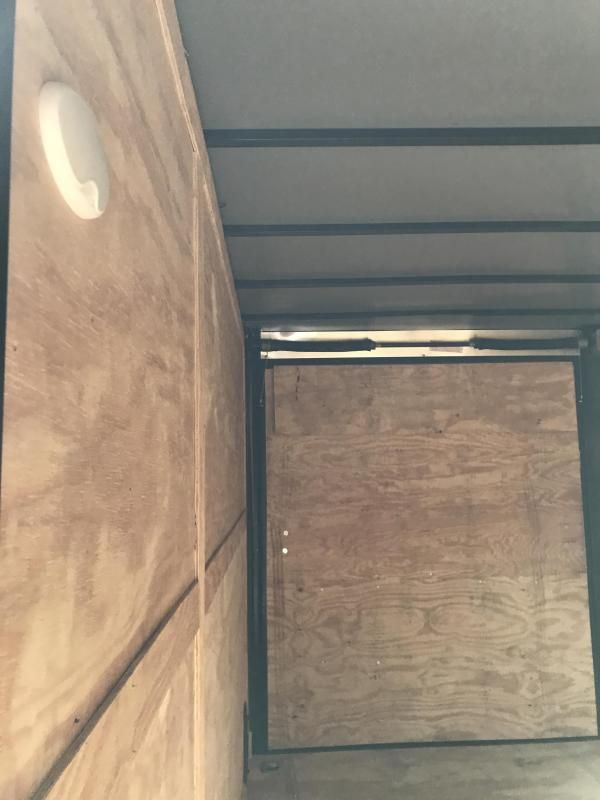 2021 Diamond Cargo 6--12 Enclosed Trailer Enclosed Cargo Trailer