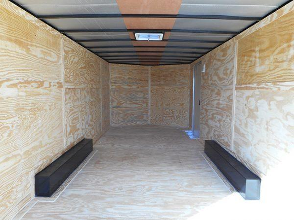 2021 Diamond Cargo 8.5 X 16 Enclosed Trailer Enclosed Cargo Trailer