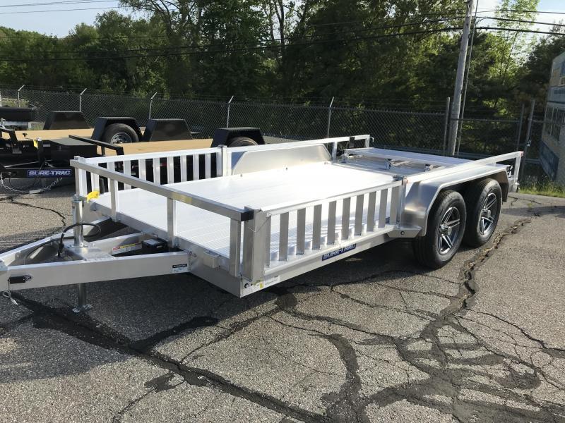 2021 Sure-Trac 7X14 7K Tandem ST8214ATV-A-070 Utility Trailer
