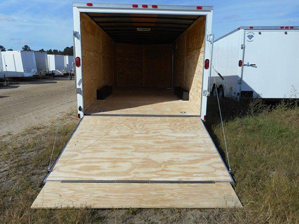 2021 Diamond Cargo 8.5 x 24 Enclosed Trailer Enclosed Cargo Trailer
