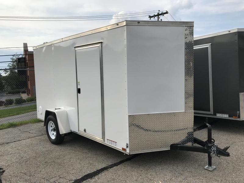2021 Diamond Cargo 6 x12 Enclosed Trailer Enclosed Cargo Trailer