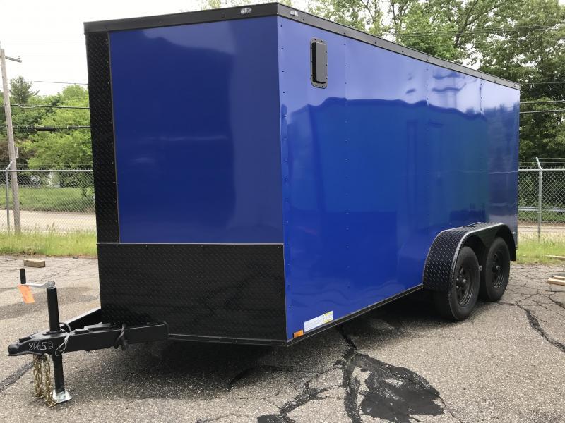 2020 Diamond Cargo 7 X 14 TA-3500 Enclosed Cargo Trailer
