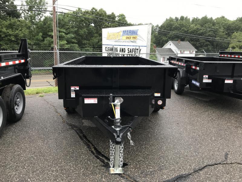 2021 Sure-Trac ST6210D-B-070 Dump Trailer