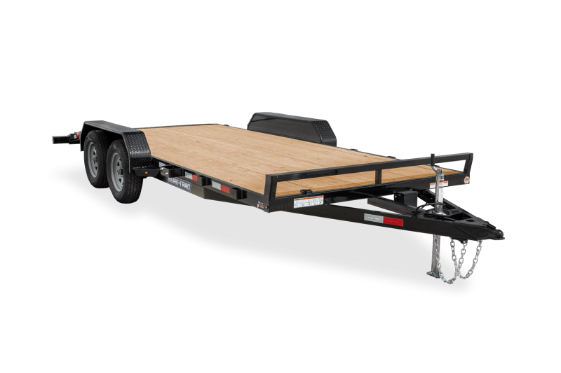 2021 Sure-Trac ST8218CHW-B-070 Car / Racing Trailer