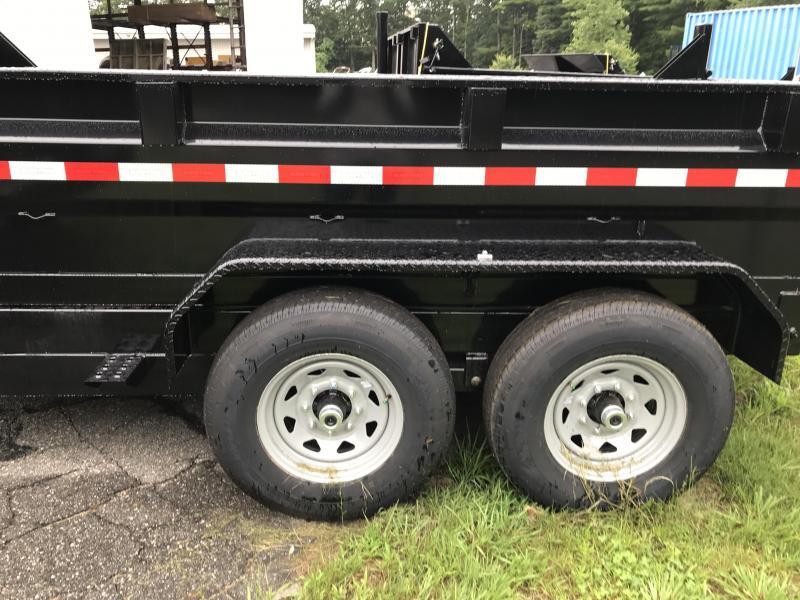 2021 Sure-Trac ST8216TLDD-B-140 Dump Trailer