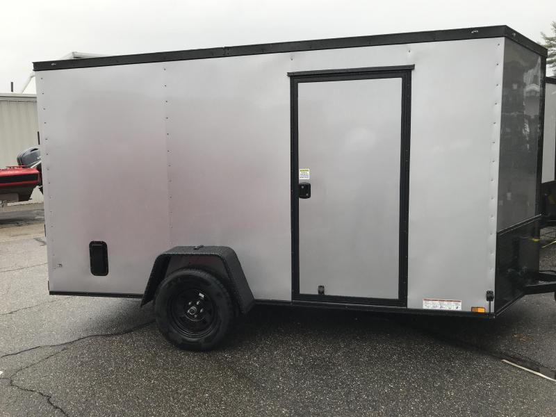 2021 Diamond Cargo 6 X 12 SA Enclosed Cargo Trailer