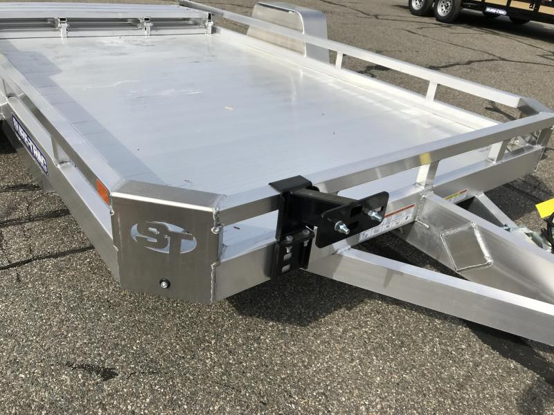 2021 Sure-Trac 7X12 Utility 3K ST8212LS-A-030 Utility Trailer