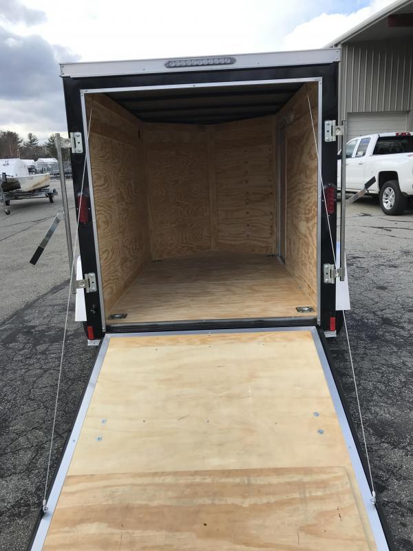 2021 Diamond Cargo 5 x 8 Enclosed Trailer Enclosed Cargo Trailer