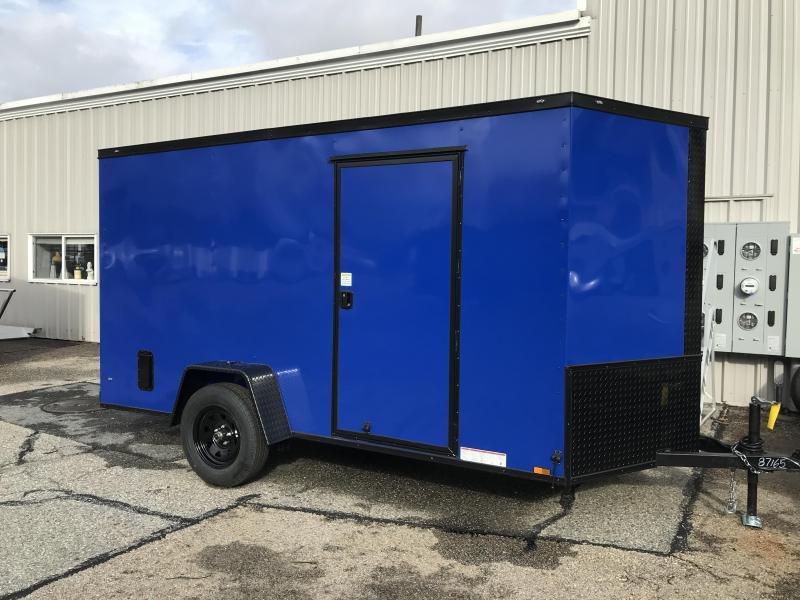 2021 Diamond Cargo 6Ã--12 Enclosed Trailer Enclosed Cargo Trailer