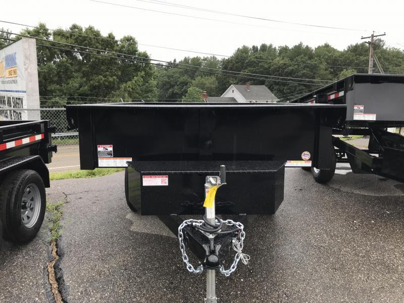 2021 Sure-Trac ST7210DOD-B-100 Dump Trailer