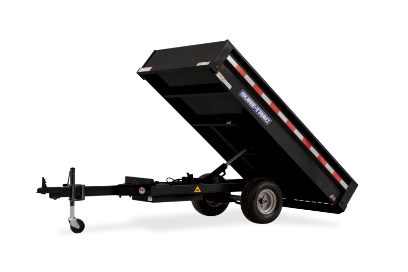 2021 Sure-Trac ST5408D-B Dump Trailer