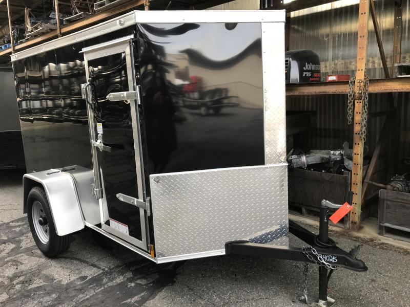 2021 Diamond Cargo 5 X 8 SA-2990 Enclosed Cargo Trailer