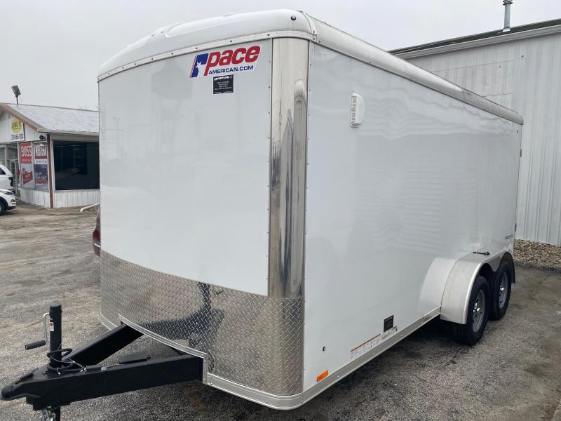 2020 Pace American CS7X16TE2 Enclosed Cargo Trailer