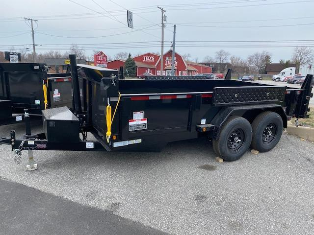 2021 Forest River Inc. FAHDL6814TA5 Dump Trailer