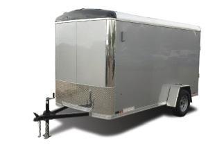 2021 Pace American PSCDA7.0X14TE2FG / PSCDA7.0X14TE2RD Enclosed Cargo Trailer