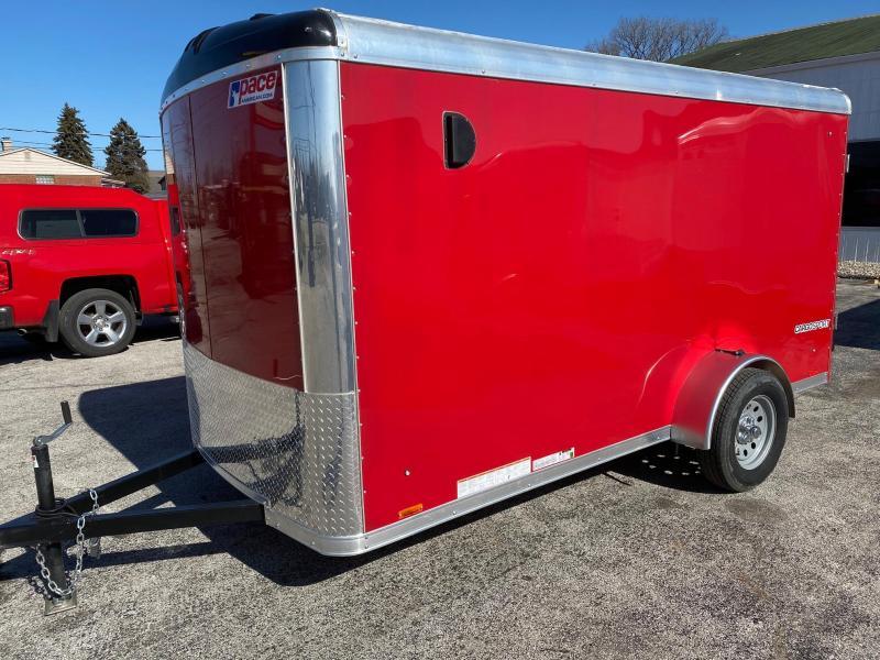 2020 Pace American CS6X12SI2 Enclosed Cargo Trailer
