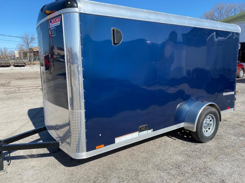 2020 Pace American CS6X12SI2 Enclosed Cargo Trailer