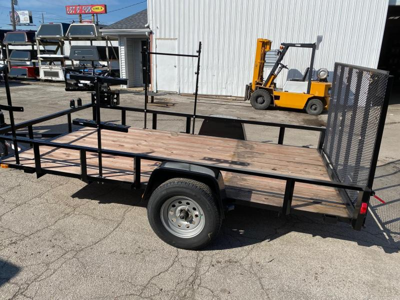 2019 Forest River 6X12 Landscape Trailer