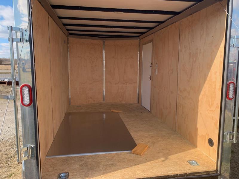 2019 Sure-Trac 7x12 TANDEM AXLE Enclosed Cargo Trailer