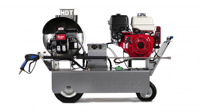 VORTEXX 4000HOT PRESSURE WASHER