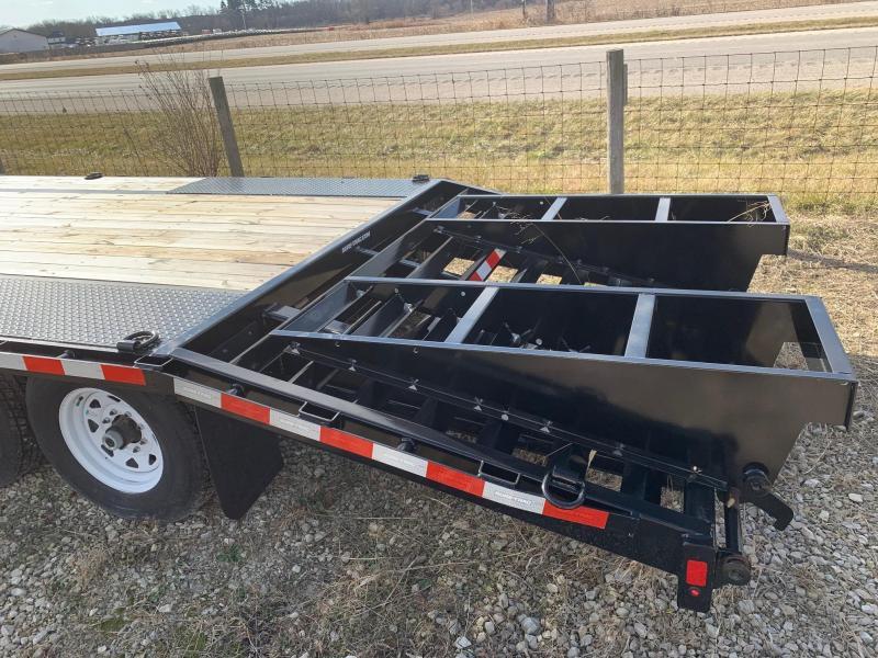 2020 Sure-Trac 20+5 Equipment Trailer