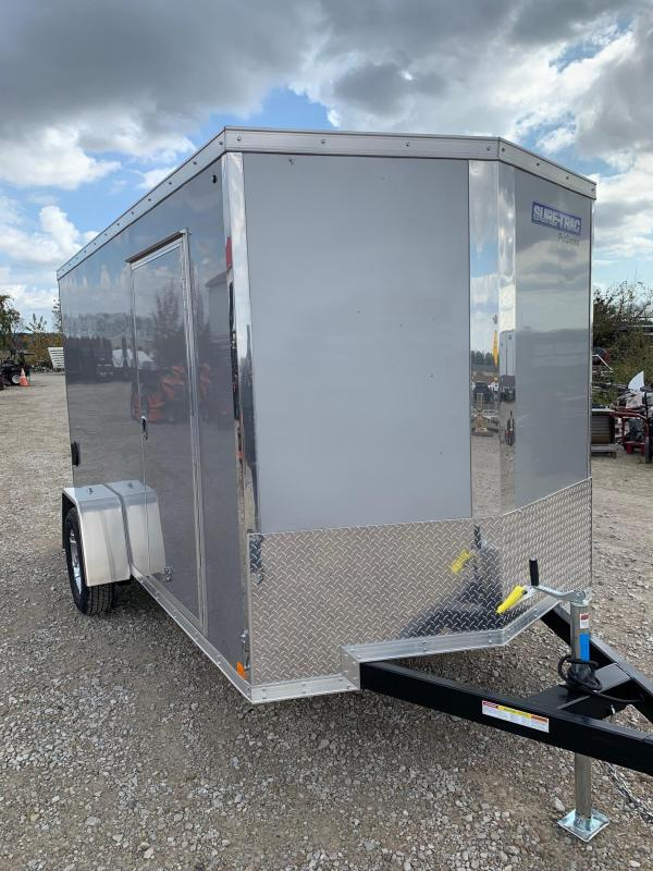 2021 Sure-Trac 7212 Enclosed Cargo Trailer