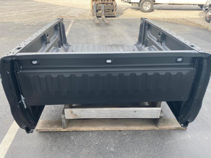 TAKEOFF CHEVY TRUCK BED