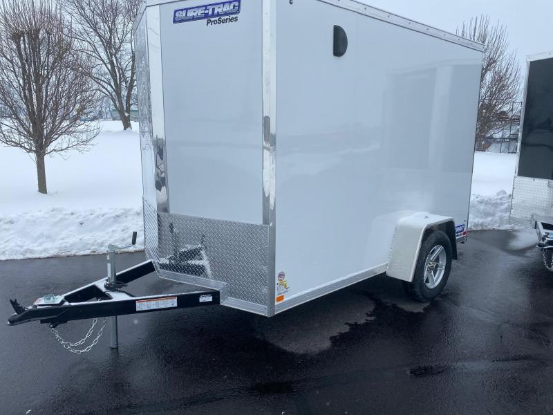2021 Sure-Trac 6X10 Enclosed Cargo Trailer