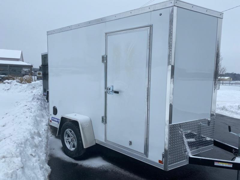 2021 Sure-Trac 6X10 Enclosed Cargo Trailer
