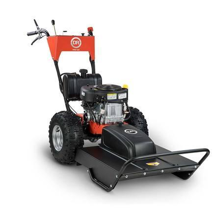 DR POWER PRO 26 BRUSH CUTTER