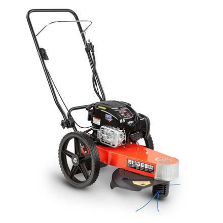 DR POWER PREMIER TRIMMER MOWER