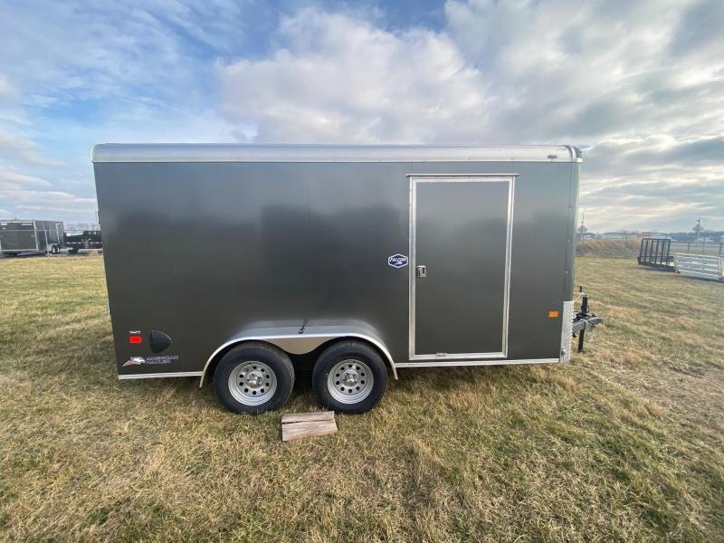 2021 American Hauler FALCON Enclosed Cargo Trailer