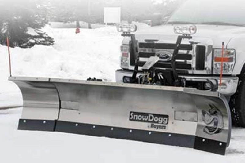 SNOWDOGG XPII SNOWPLOW