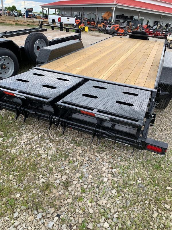 2021 Sure-Trac IMPLEMENT Equipment Trailer
