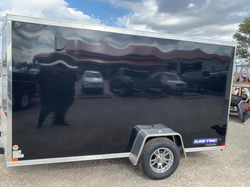 2021 Sure-Trac 7212 Enclosed Cargo Trailer