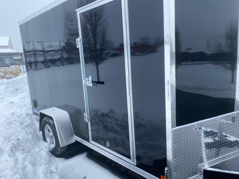 2021 Sure-Trac 6X12 Enclosed Cargo Trailer